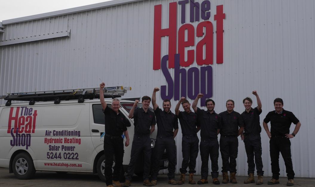 Air Conditioners & Cooling Geelong & Yarraville - The Heat Shop